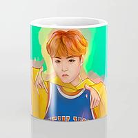 Кружка BTS J-Hope K-Pop Чашка БТС Джей-Хоуп