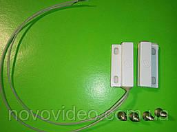 Датчик герконовый для сигнализации ЕСМК-1 под металлопласт