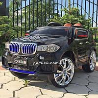 Детский электромобиль M 3102 (MP4) EBLR-2 BMW с планшетом, черный