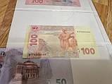 Листы для коллекционирования банкнот (купюр), фото 3