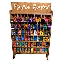 Художественные карандаши MARCO RENOIR 3100 Fine-art цветные