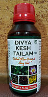 Divya kesh tailam 100 мл Кеш тайла Масло от выпадения волос, облысение, ломкость, сухость, перхоть, кожа голов