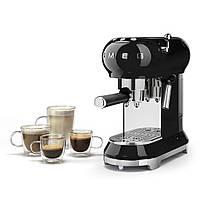 Кофеварка SMEG ESPRESSO COFFE MACHINE 50S(черный)