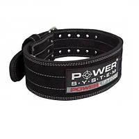 Пояс для пауэрлифтинга Power Lifting PS-3800 Black Xxl R145388