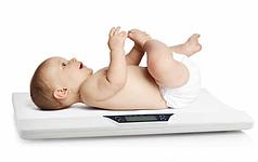 ЖК-Цифровые Электронные Весы  BS-199 Детские Весы 20 кг Мини Многофункциональный Со стабилизатором.