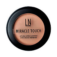 Пудра LN Professional Miracle Touch №206