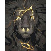 """Картина по номерам """"Огненный свет"""" КНО4078 scs"""