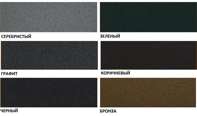 Краска с элементами ковки