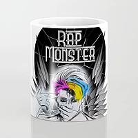 Кружка Rap Monster (Wings). K-Pop.