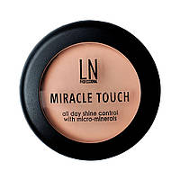 Пудра LN Professional Miracle Touch №204