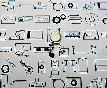 Кнопка home(домой) iPhone 6s золото Сервисный оригинал с разборки