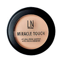 Пудра LN Professional Miracle Touch №201