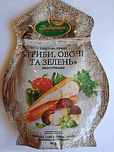 """""""Грибы, овощи, зелень"""" кусочками 40г 🇺🇦"""
