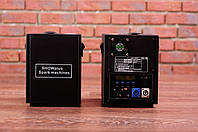 Генератор холодных искр SHOWplus SPM-01 Duo - 2 шт. (аппарат холодных фонтанов), фото 1