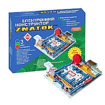 Конструктор Знаток, електронний - ZNATOK - Школа (999+ схем)