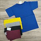 Детская футболка хлопок Украина ассорти размер 72 мальчик МД-330030, фото 4