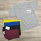 Детская футболка хлопок Украина ассорти размер 72 мальчик МД-330030, фото 7