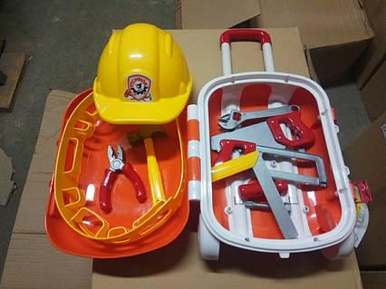 Набор инструментов в чемодане,ТехноК ТН-5866, валіза, чемоданчик