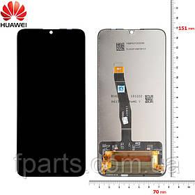 Дисплей для Huawei P Smart 2019 (POT-LX1) с тачскрином, Black (Original PRC)