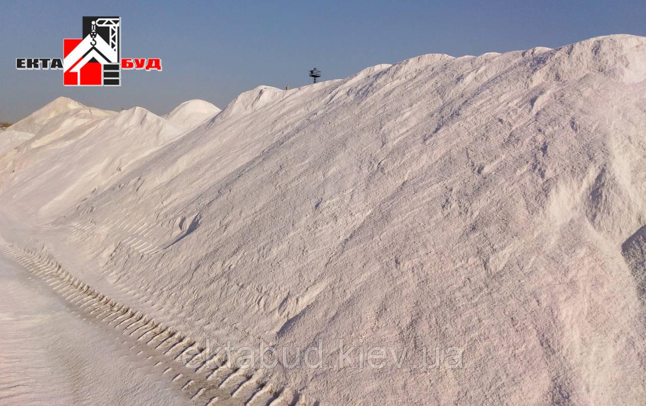Соль техническая 3 помол (соль каменная навалом) / Сіль технічна навалом (сіль кам'яна 3 помол)