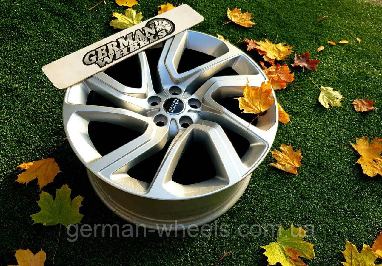 Оригинальные диски R21 Range Rover Sport