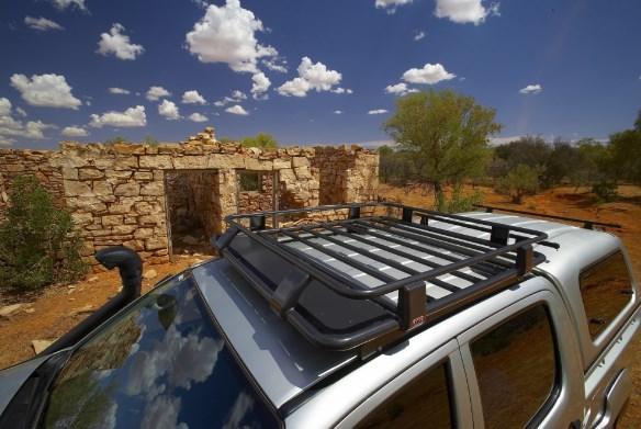 Багажник Toyota Hilux 2015+