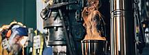 Термос с ручкой Thermos Stainless King Vacuum Insulated Flask 1.2L (170060) стальной, фото 2