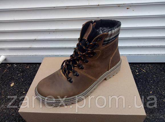 Зимние ботинки RS CREATIVE для мужчин, натуральная кожа и мех, фото 2