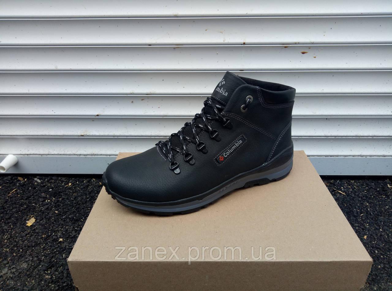 Повседневные зимние ботинки Columbia, качественные натуральные материалы