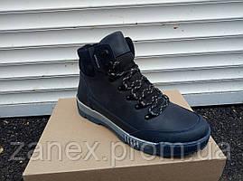 Зимние ботинки из натуральной кожи Adidas ClimaCool, зима