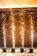 Генератор холодных искр SHOWplus SPM-01 Octo - 8 шт. (аппарат холодных фонтанов), фото 1