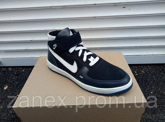 Подростковые кроссовки Nike Air на осенний сезон, фото 2