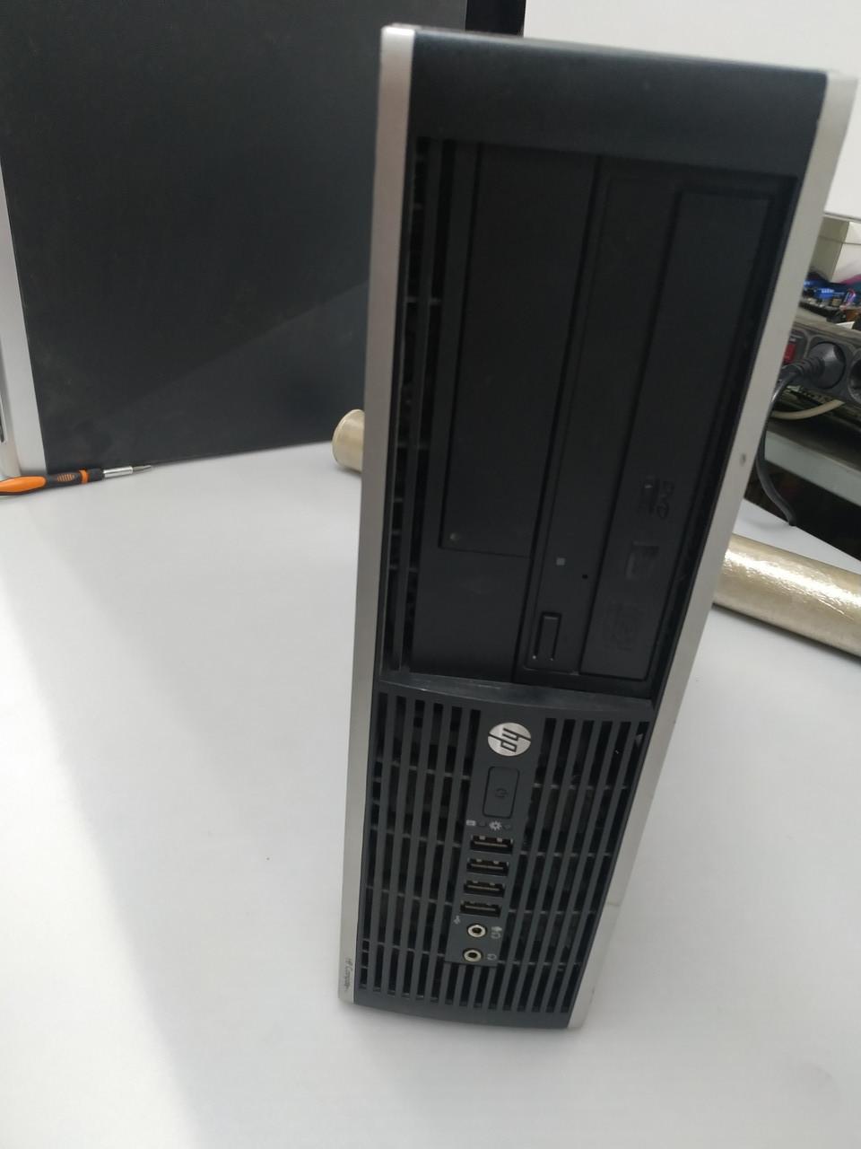 Компьютер современный офисный HP Compaq 6200 Pro Pentium G620, DDR3 4ГБ