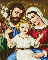 """Набір для алмазної мозаїки """"Святе сімейство"""" 40х50см"""