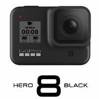 Екшн-камера GoPro Hero 8 Black (CHDHX-801-RW)