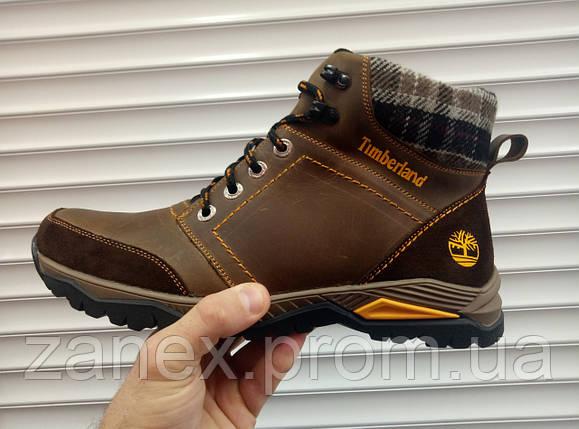 Ботинки зимние для мужчин Timberland, фото 2