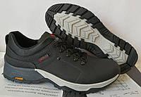 Columbia класс!! Мужские осенние кроссовки колумбия натуральная кожа толстая подошва