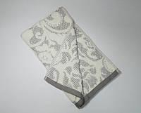 Рушник махровий Nanette сіре 40х70