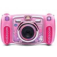 Интерактивная игрушка VTECH Детская цифровая фотокамера Kidizoom Duo Pink (80-170853)