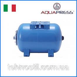 Aquapress AFC 50SB Гидроаккумулятор горизонтальный