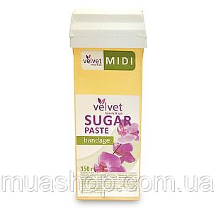 Сахарная паста в картридже Velvet СРЕДНЯЯ (MIDI) 150 грамм, фото 2