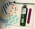 Набор 14 шт многоразовые спонжи для демакияжа и умывания на каждый день, набор для снятия макияжа, экоспонж, фото 10