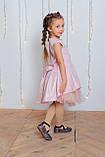 Нарядное платье для девочек София (4-8 лет), фото 4