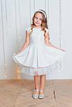 Нарядное платье для девочек София (4-8 лет), фото 6