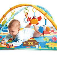 Развивающие центры, коврики и кресла-качалки