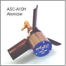 ASC-A10 и ASC-A10H аэрозольные ультра малообъёмные генераторы тумана для авиа обработок