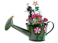 Кашпо для растений Melinera 39.5х30.5х21см Зеленый, фото 1