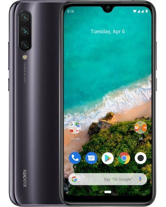 "Смартфон Xiaomi Mi A3 4/128Gb Grey Global, 48+8+2/32Мп, 8 ядер, 2sim, экран 6.08"" AMOLED, Snapdragon 665, 4G"