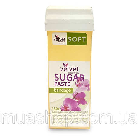 Цукрова паста у картриджі Velvet М'ЯКІ (SOFT) 150 грам, фото 2