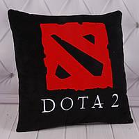 Сувенирная подушка Дота 2, мягкая подушка Dota 2